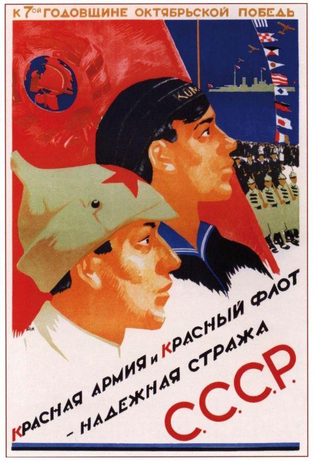 Советские плакаты защита родины