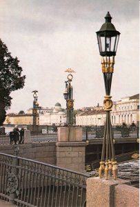 Фотоальбом с видами Ленинграда в 80-е года