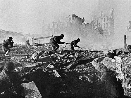 Статья: 2 февраля – 70 лет со дня освобождения Сталинграда!