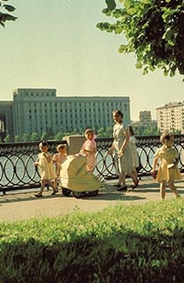 Московское утро (1985)